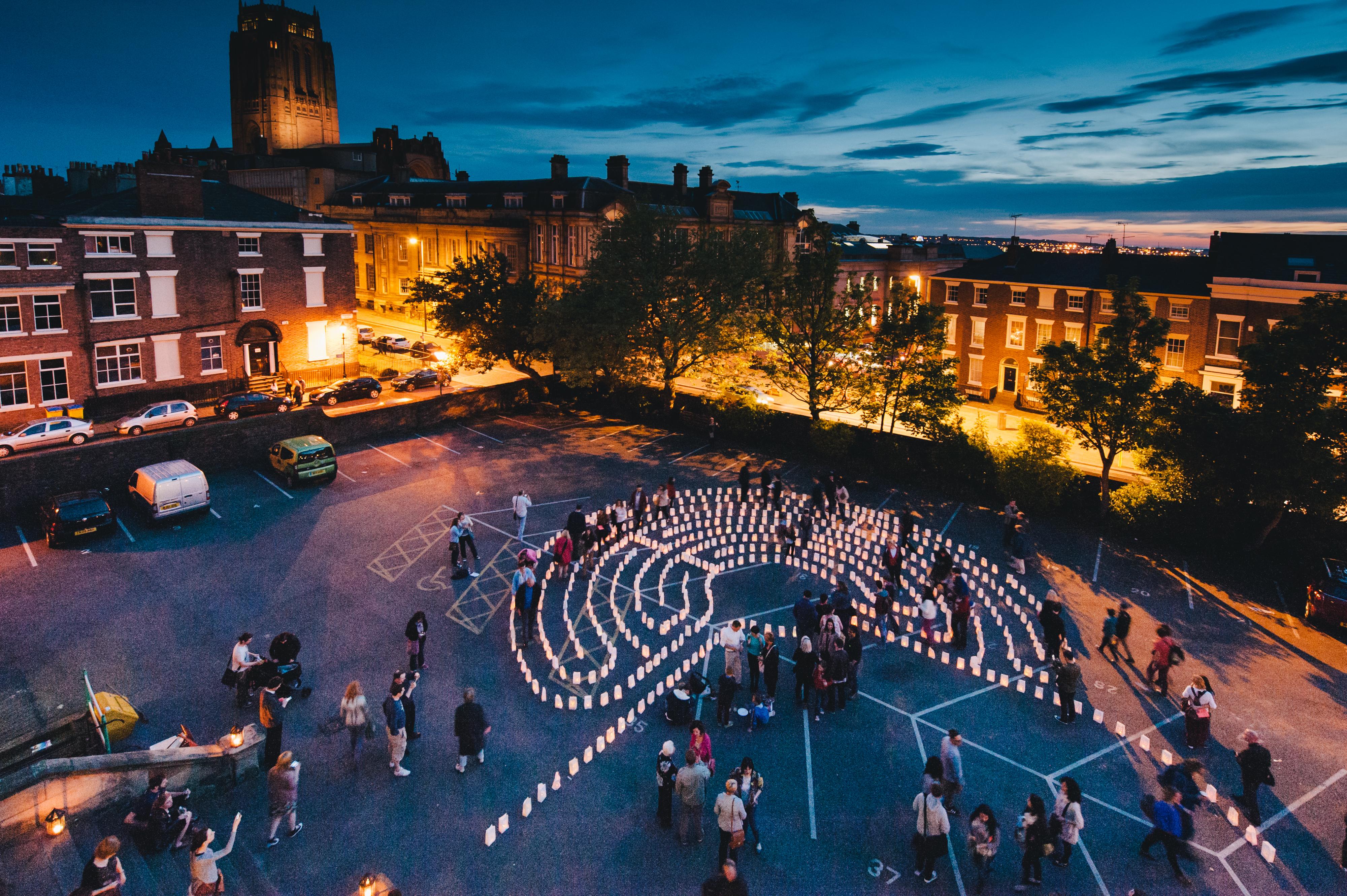 Light Night Liverpool 2014