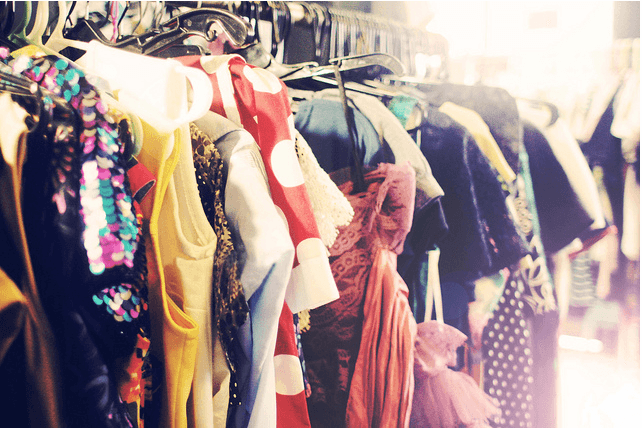 Teen vintage clothing stores