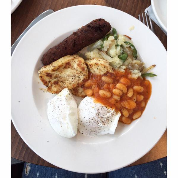 veggi breakfast