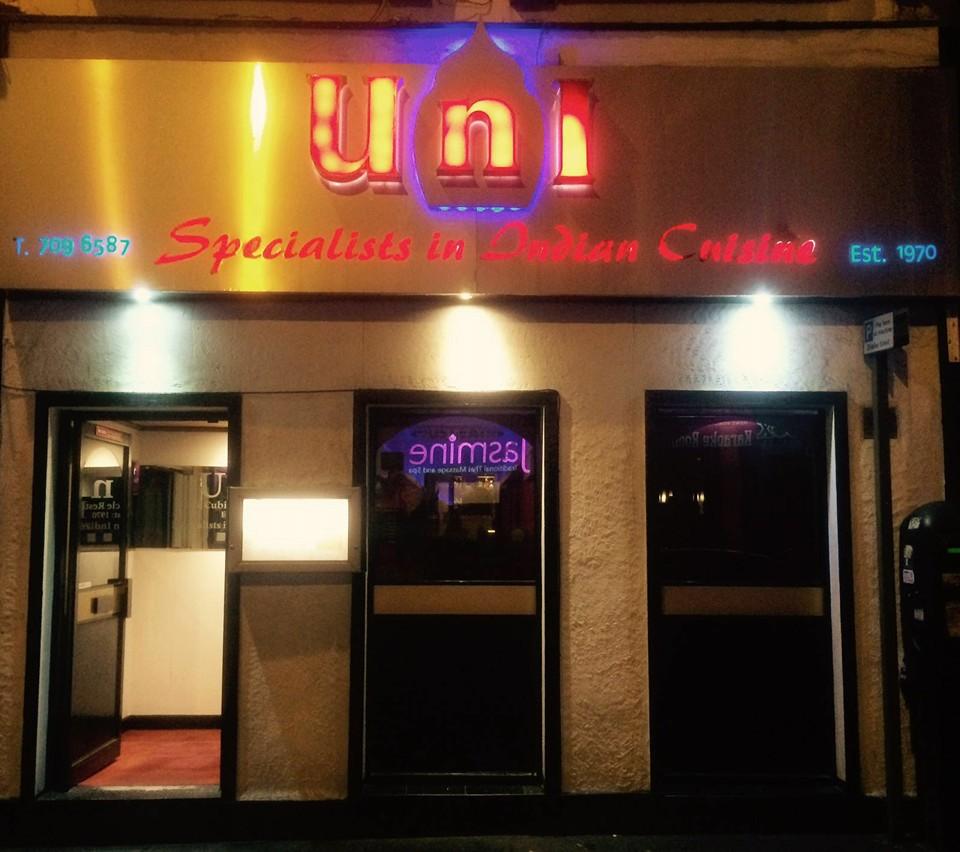 Image result for u and i indian restaurant liverpool