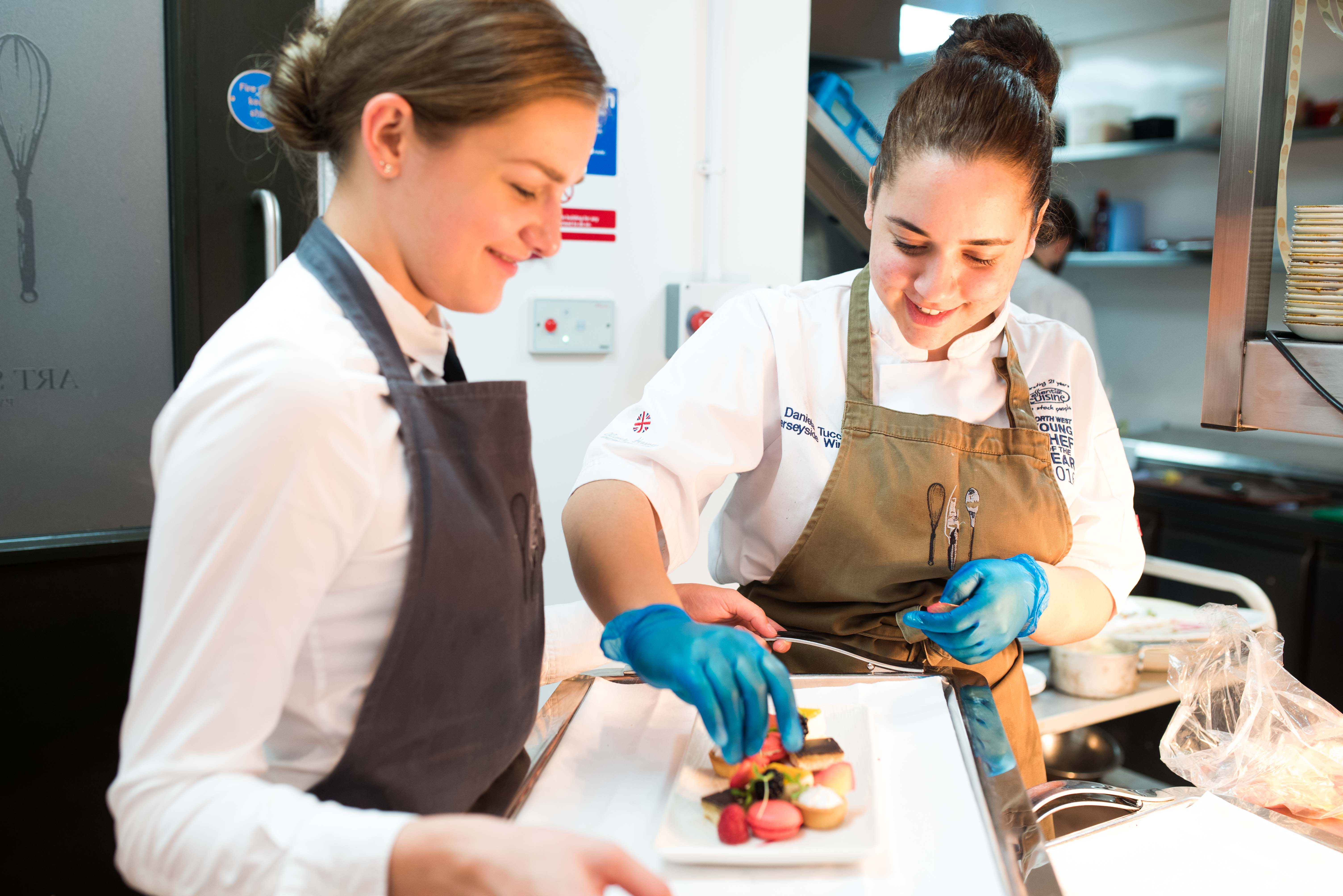 The Revolution To Stop Losing Young And Talented Chefs To