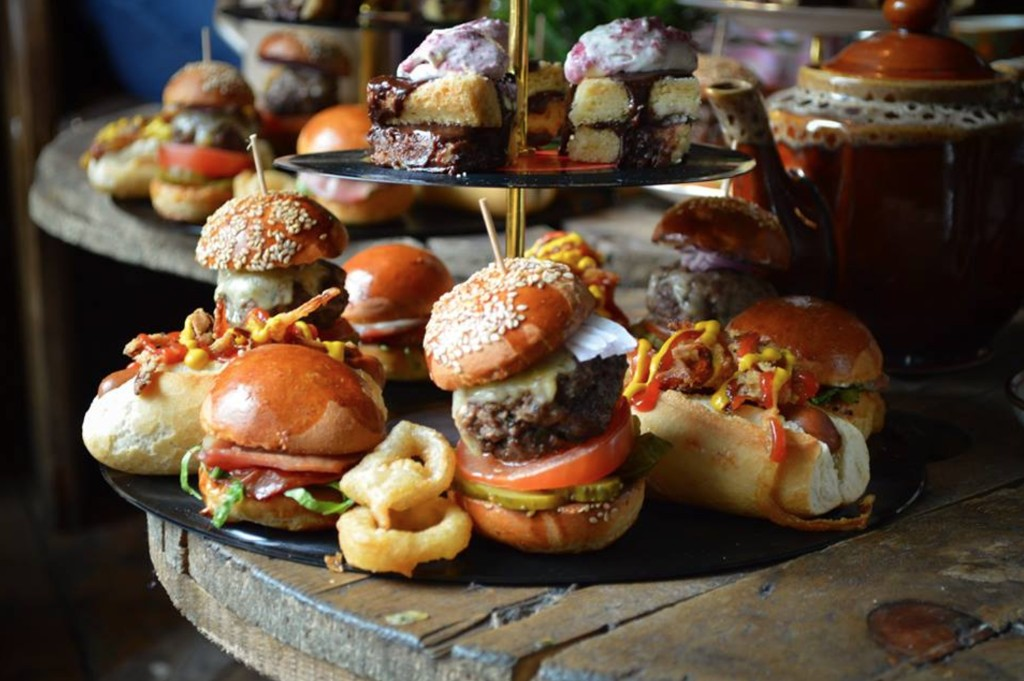 Some Of The Best Afternoon Teas In Liverpool Independent