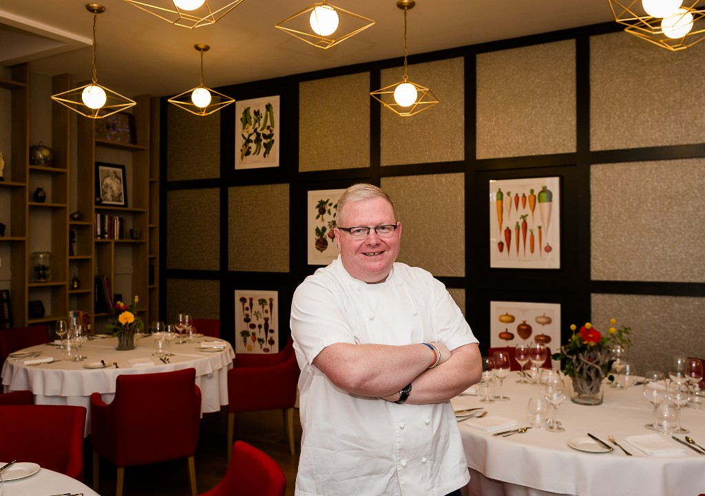 Hope Street Liverpool Private Dining Room