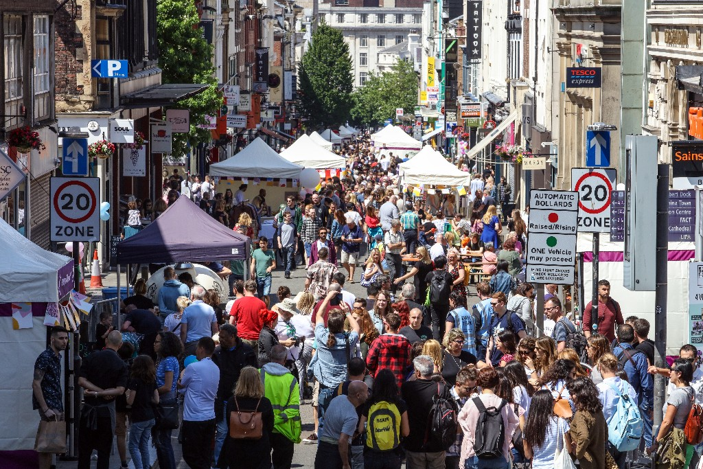 Huge Street Party On Bold Street To Celebrate Independents Happening Next Month In Liverpool Independent Liverpool