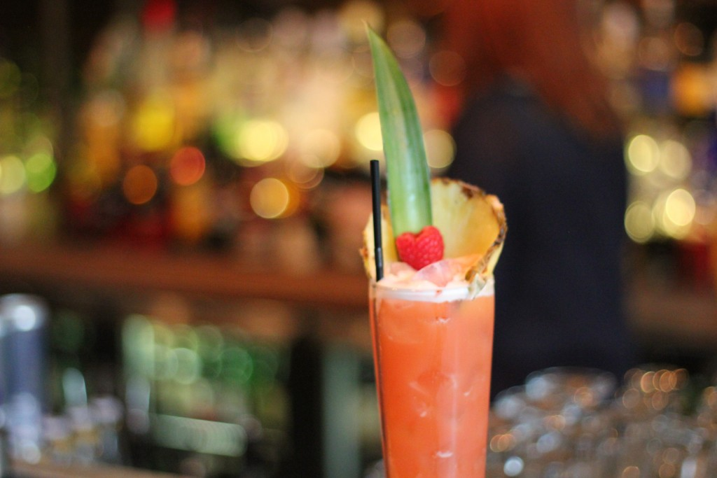 8ef28dbc7dfc7 Proving Sundays are for roasting – not resting. Get yourself a French  Martini and enjoy the disco or jazz soundtrack that's more than likely on.