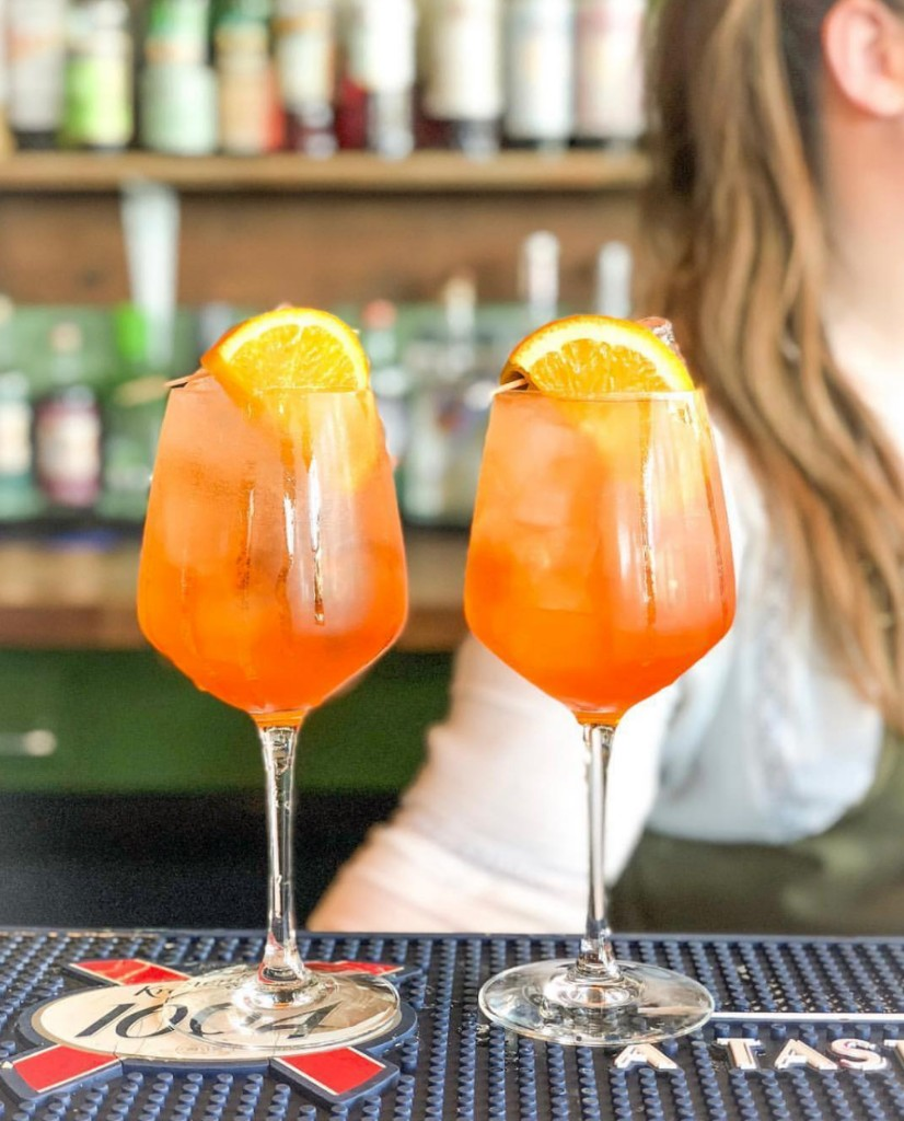 87501f3101431 ... wonderful neighbourhood vibe but right in the city centre. Grab  yourself a board game, order yourself a cheese board and start necking an  Aperol Spritz.