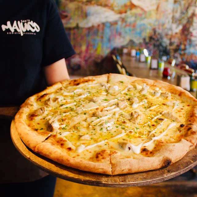 Some Of The Best Pizzas In Liverpool Independent Liverpool